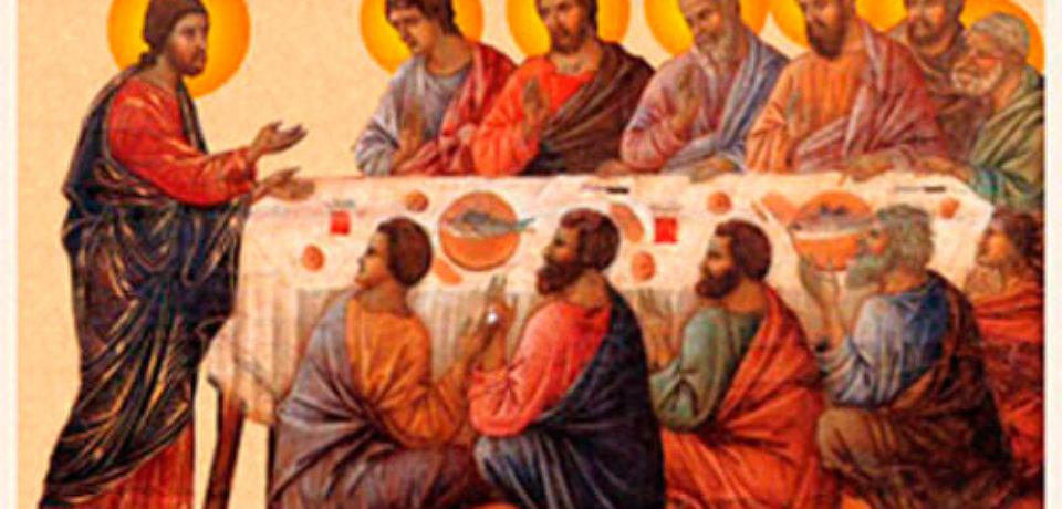 El domingo del Reconocimiento 3 Pascua ciclo B