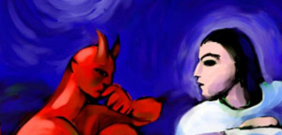El domingo de las tentaciones y la conversión 1 Cuaresma ciclo B